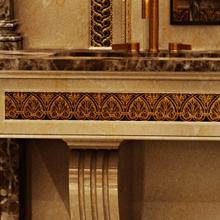 decori in marmo per bagni ed altri ambienti della casa